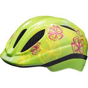KED Meggy II Trend Lapset Pyöräilykypärä , vihreä